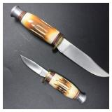 CHIPAWAY CLASSICS Overall Hunting Knife Set