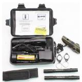 LumiTact G700 Mini Mag Flashlight & Extras