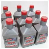 (9) AMS OIL Multi-Vehicle ATF Synthetic 1-Qt Auto