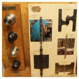 Deltana Display Board of Solid Brass Hinges &