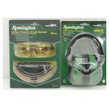 Remington Ear Muffs & Eye Protection