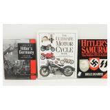 Books, Ultimate Motorcycle, 2 about Hitler