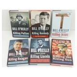 6 Books by Bill O