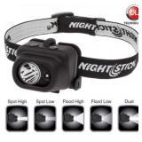 Nightstick Dual-Light Multi-Funtion Headlamp