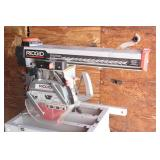 Ridgid Radial Arm Saw RS1000