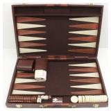Backgammon Game w/case