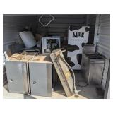 Storage Land Storage  Auction Unit #407