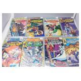 (8) The Amazing Spider-Man Comics #Range 213-223