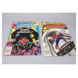 (2)The Amazing Spider-Man Comics #229 & #230