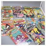 (10) Amazing Spider-Man Comics # Range 233-244