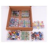 Marble Collection: Cork Screws, Swirls, Agates,