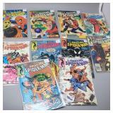 (10) Amazing Spider-Man Comics # Range 245-260
