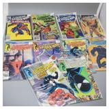 (10) Amazing Spider-Man Comics & King Size Annuals