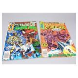 (2) Peter Parker Spectacular Spider-Man #27 & #28