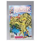 """Marvel 1985 """"The Avengers"""" Comic Book #257"""