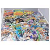 (21) Spectacular Spider-Man Comics # Range 91-124