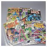 (6) Comics: Hulk #290, She-Hulk #18,19,21,22,23