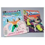 (2)Comics: Special Aquaman #1 & Uncanny X-Men #176