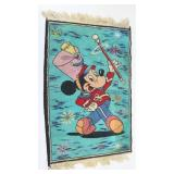 Vintage Mickey Mouse Rug