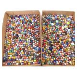 22lbs of Vintage Marbles & Shooters!