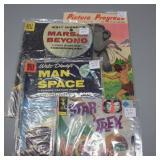 (4) Collectible Comic Books