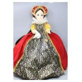 Mary, Queen of Scots-Madame Alexander Doll 2252