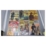 (6) Collectible Comic Books from 1950