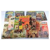 (13) Collectible COMICS from the 1950