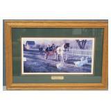 """THE PONY CART"" Art Print by Robert Duncan"