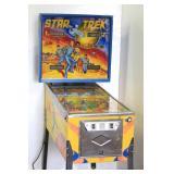 Balley STAR TREK Pinball Machine