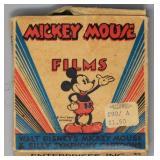 Walt Disney 8mm MICKEY MOUSE FILMS