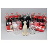 Collectible Coca-Cola Bottles, Plus Mr. Sandman