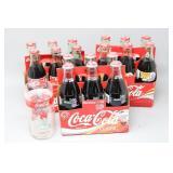 Collection of Coca-Cola Full Bottles & Atlanta