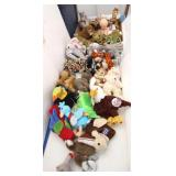 COCA-COLA *INTERNATIONAL* BEAN BAG Plush Toys