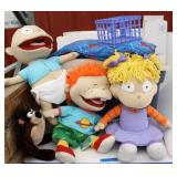 Chuckie the RUGRAT and Friends, Spiderman Pillow
