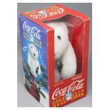 Coca-Cola White Bear GOLF CLUB HEAD COVER