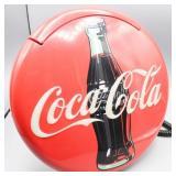 1995 Coca-Cola Round Novelty Phone