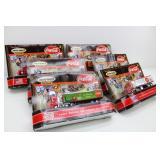 (6) MATCHBOX COLLECTIBLES Coca-Cola Semi Trucks