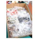 Large Assortment of Bagged Beads
