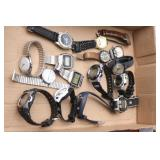 (16) Assorted Watches