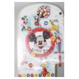 Walt Disney Mickey Mouse Club Pinball Machine