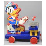FISHER PRICE 60th Anniversary Donald Duck 185 Toy