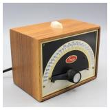 FRANZ Electric METRONOME in Solid Walnut Box