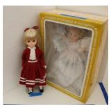 Two Effanbee Collector Dolls