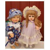 Original Monica Rasmussen Doll & Tall Doll