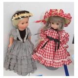 1968 Uneeda Doll & Monica Rasmussen Doll