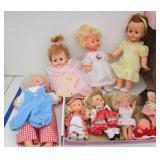 Vintage Collector Dolls