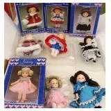 Collector  Vogue Dolls w/Sleepy Eyes