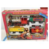 New Classic Rail Train in  the Box