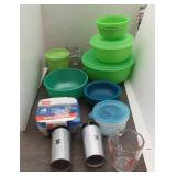 Refrigerator Storage Containers, Bowls,